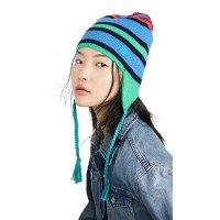 Acne Studios Multi Stripe Face 帽子