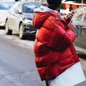 低至3折 €220收Pinko小香风棉服Farfetch 时尚冬装外套专场 萌萌的面包服保暖又靓丽