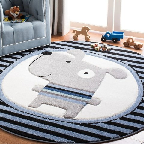 Safavieh 童趣十足儿童地毯、绒毯、收纳筐、家居装饰等优惠