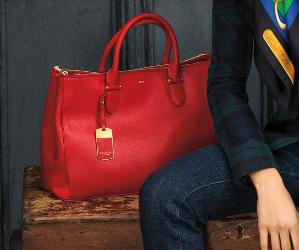 低至6折Lauren Ralph Lauren 手袋热卖  收大气杀手包