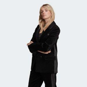 Adidas三叶草西装