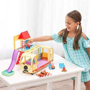From $7.72Peppa Pig Playsets & More @ Amazon