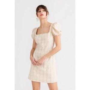 Petite StudioAnisa Dress - Cream