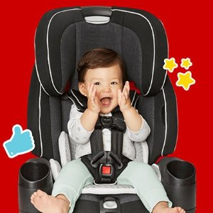 以旧换新,买新座椅额外8折!Target 儿童汽车座椅以旧换新活动,处理旧座椅好机会!