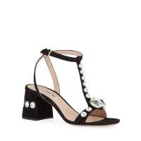 Miu Miu T-Strap 水晶鞋