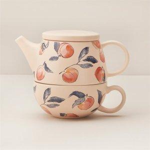 低至5折 标语马克杯$7Indigo 杯具热卖 优雅茶具咖啡杯 茶壶茶杯套装$20