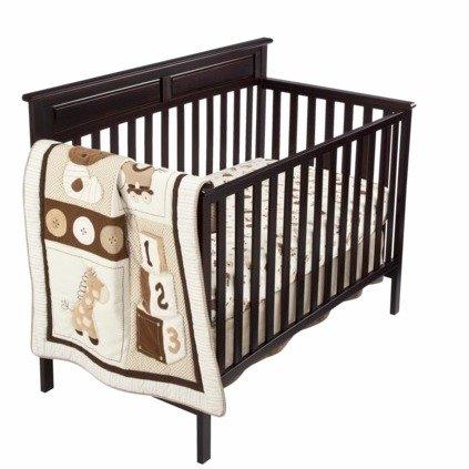Tiddliwinks Lil' Toys 婴儿床床品3件套