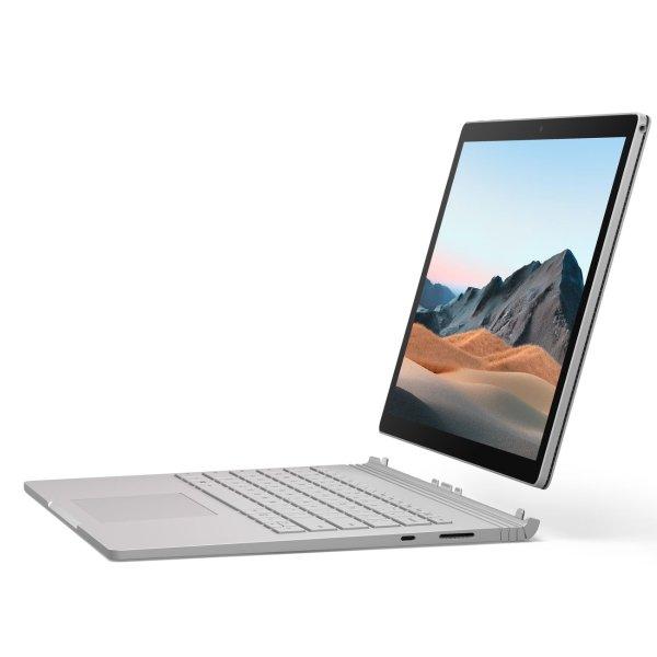 "Surface Book 3, 13"" 触屏本 (i5-1035G7 8GB 256GB)"