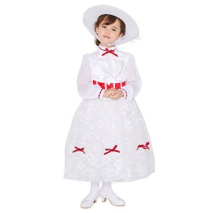 DisneyMary Poppins 儿童装扮服饰