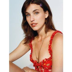 The Juliet - Rouge Fleur