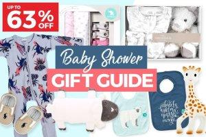 低至3.3折给宝宝的礼物:Catch 精选婴幼儿用品促销