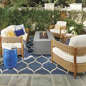 低至7.5折Ballard Designs 精美地毯及地垫促销