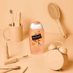 $5.5收封面护理洗剂Femfresh 专业女性私处护理洗剂好价 弱酸性PH值