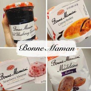 法风经典玛德琳蛋糕€3.09Bonne Maman 法国国民甜点果酱品牌全系列热卖 通通2-3欧