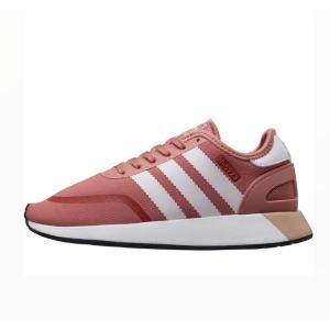 adidas Originals N-5923 女士运动鞋 皮粉色 低至5折收