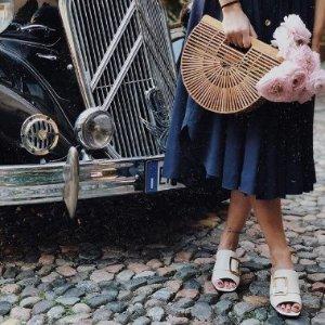 7折 €270收Bally方扣穆勒鞋Chloe Bally Boyy等大牌美鞋美包季中折扣提前享
