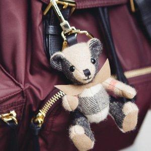 10% Off Burberry Bag Charms @ Harrods