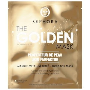 SUPERMASK - The Golden Mask - SEPHORA COLLECTION | Sephora