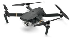 $899.00 No Tax.DJI Mavic Pro Quadcopter with Remote Controller