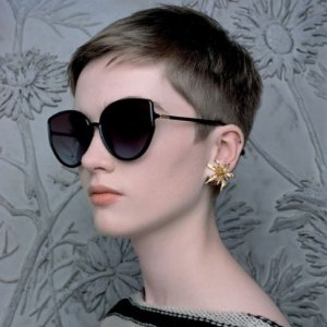 低至2.5折+额外7.7折折扣升级:Dior 墨镜折上折热卖 总有一款适合你 超多明星都戴哦