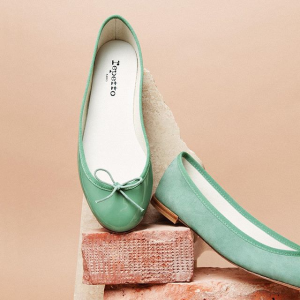 低至5折 芭蕾舞鞋€135起Repetto 夏季打折季大促 优雅时尚的代名词