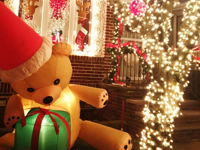 布鲁克林的圣诞夜