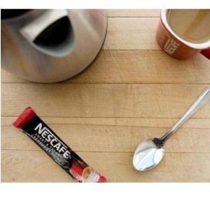 每袋仅$0.22!现$3.94起Nescafé雀巢香甜奶油速溶咖啡18袋/108袋(原味)