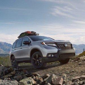 专为探险而生2019 Honda Passport 中型SUV