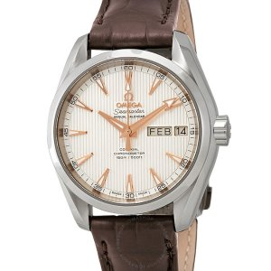 Extra $200 OffOMEGA Seamaster Aqua Terra Automatic Men's Watch