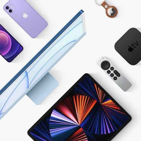 12mini 紫 惊现9.3折 仅€799Apple 精选新品预定开启 收追踪神器Airtag、紫色iPhone12