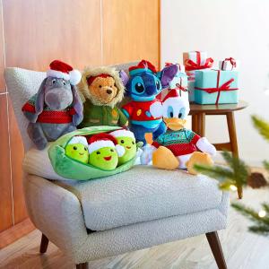 即将截止:迪士尼官网 节日款服饰、家居品、玩具等优惠
