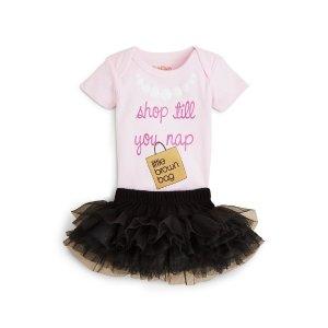 女童蓬蓬公主裙
