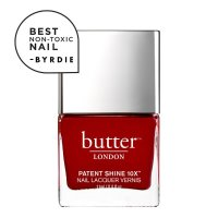 Butter London Her Majesty's Red 指甲油