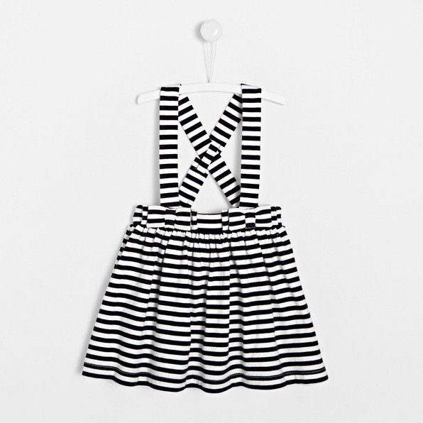 女小童背带裙