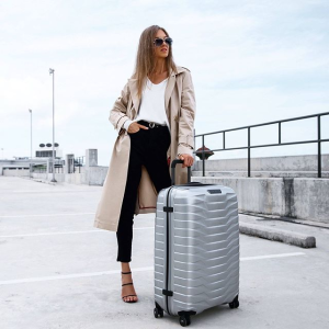 低至5折+2件享额外9折Samsonite官网 夏季打折季大促 收出差旅行必备行李箱