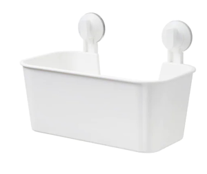 STUGVIK Basket with suction cup   - IKEA