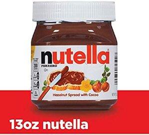 $3.06Nutella Chocolate Hazelnut Spread, 13 oz Jar