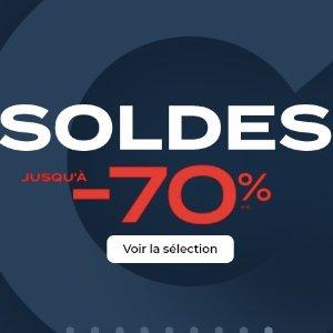 低至3折+满€299立减€20法国打折季2021:Cdiscount 全场大促 收电子电脑、家居厨具等