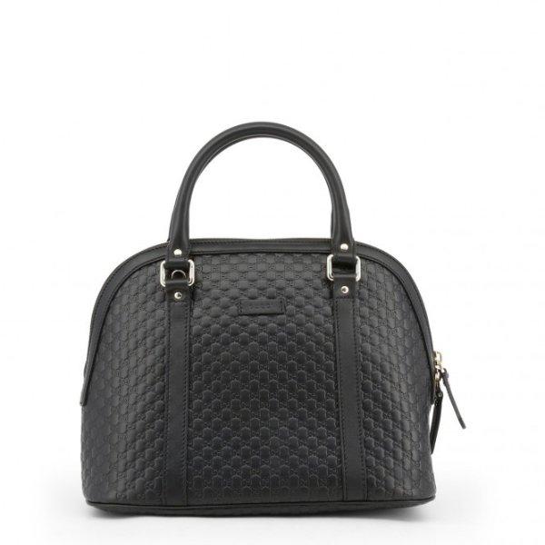 黑色logo手提包