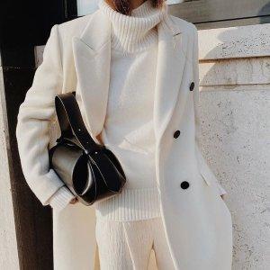 独家:W Concept 大衣 风衣专场 $115收直筒大衣 $200+收多款