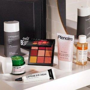 变相低至2.8折补货:Cult Beauty start kit超值礼包回归 封面6大明星产品一起入