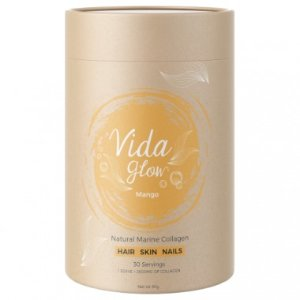 Vida Glow返券$15+送4件套胶原蛋白-芒果味