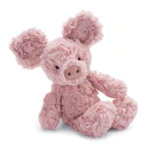 JellycatSquiggle Piglet Plush Toy