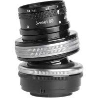 Lensbaby Composer Pro II移轴底座 + Sweet 80 Optic镜头套装 M43