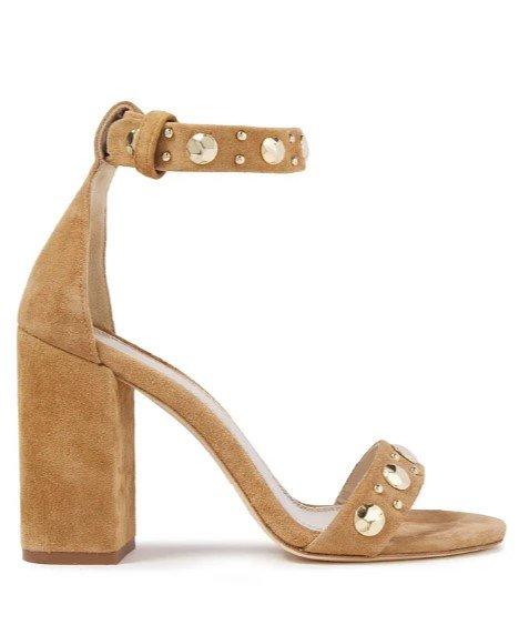 水晶镶嵌高跟鞋