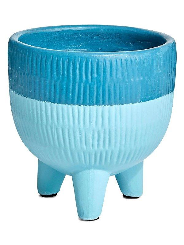 小号陶瓷花盆