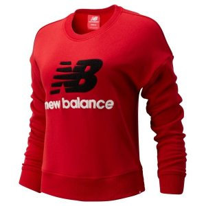 $20.99(原价$69.99)+包邮限今天:Joe's New Balance Outlet 女款圆领Logo卫衣限时促销