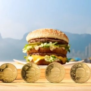 Free Bigmac Coin ReleasingMcDonald's Unveils Limited Edition MacCoin to Celebrate 50 Years of the Big Mac