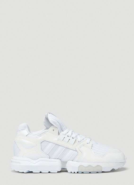 ZX Torsion 白色运动鞋