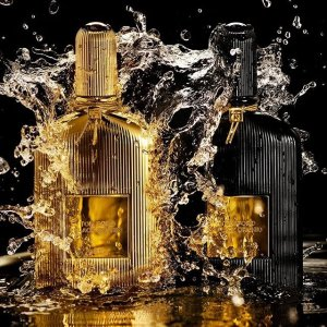 Tom Ford Black Orchid EdP 午夜兰花 神秘的巧克力花香